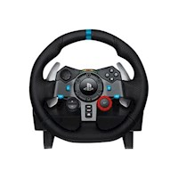 LOGI G29 Dr.Force Rac.Wheel for PS3+4/PC