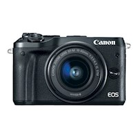 CANON D.CAMERA EOS M6 BK BODY EU26