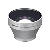 CANON WD-H43 wideangle converter HV20