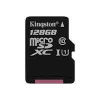 128GB microSDXC Canvas Select 80R CL10