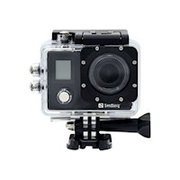 ActionCam 4K Waterproof + WiFi