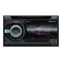 SONY WX900BT BT 2DIN 1 Wire