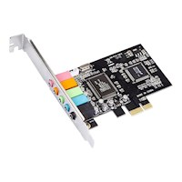 5.1 Channels PCIe sound card