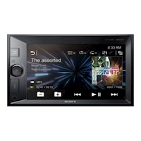 SONY XAVV630BT 6inch Entry BT