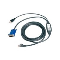 10ft / 3m USB integrated access cable-CA