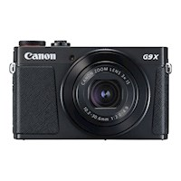 CANON D.CAMERA Powershot G9X Mark II BK